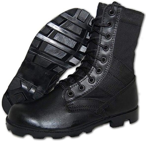 Krazy Shoe Combat Boots