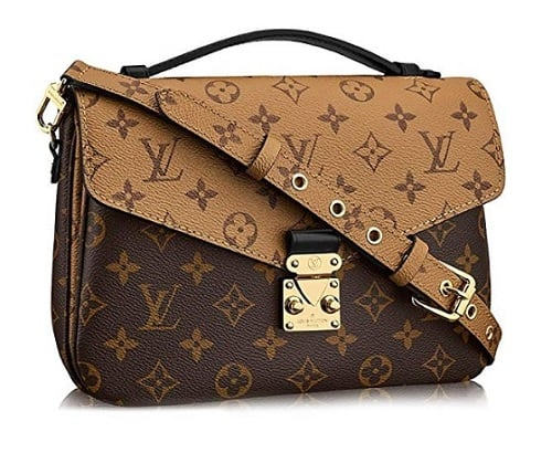 Louis Vuitton Monogram Metis Cross