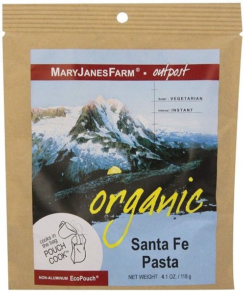 MaryJanesFarm Santa Fe Pasta Review