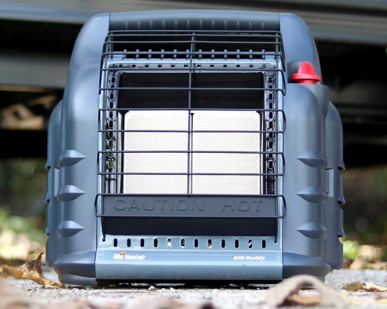 Mr Heater RV Space Heater