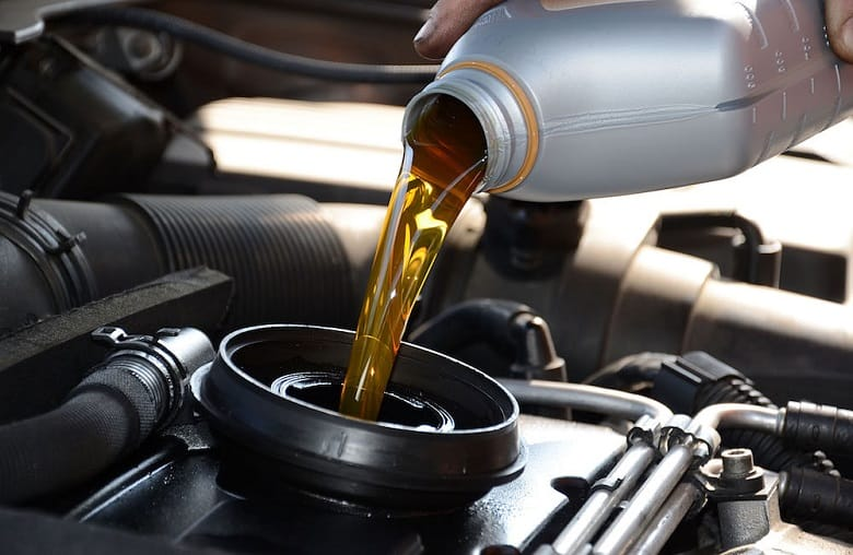 Oil Change During Winter