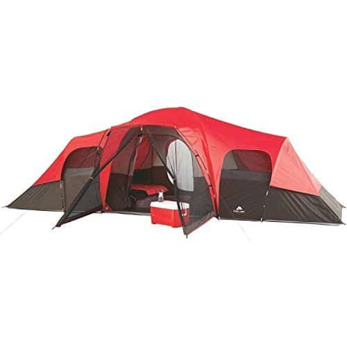 Ozark WT172115 Trail 10-Person Family Tent Review