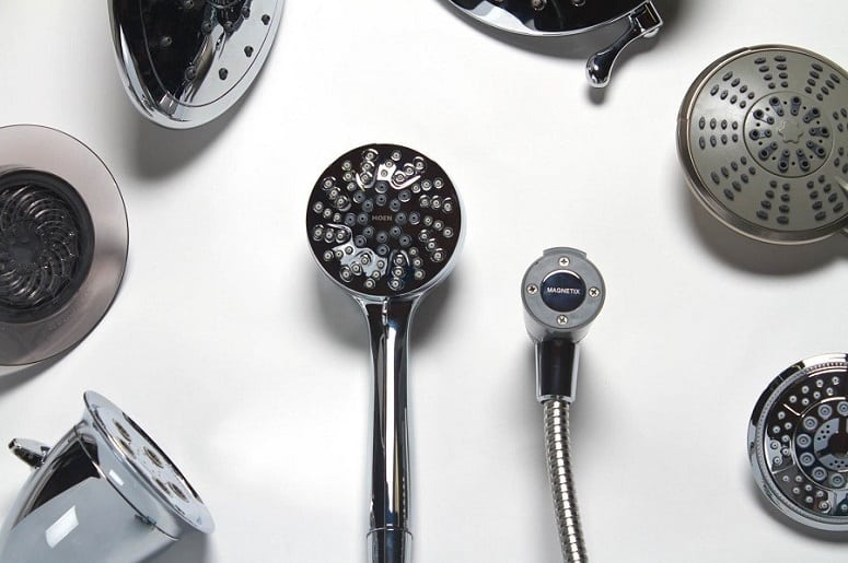 Different Shower Heads