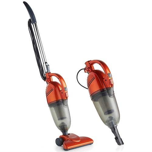VonHaus 2 In 1 Corded Lightweight Stick Vacuum