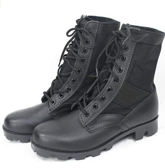 Tactical Jungle Boots