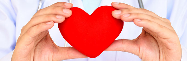 risk of heart problems are reduced