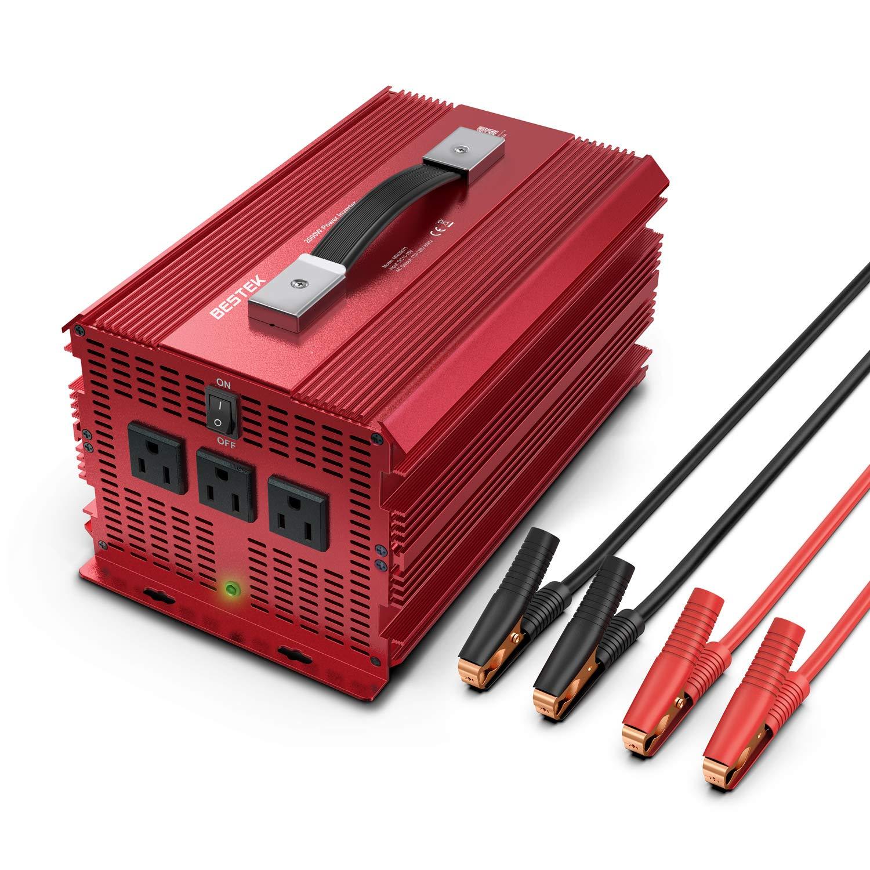 BESTEK 2000W Power Inverter Review