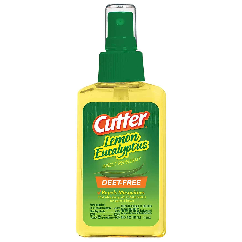 Cutter Lemon Eucalyptus Insect Repellent Review