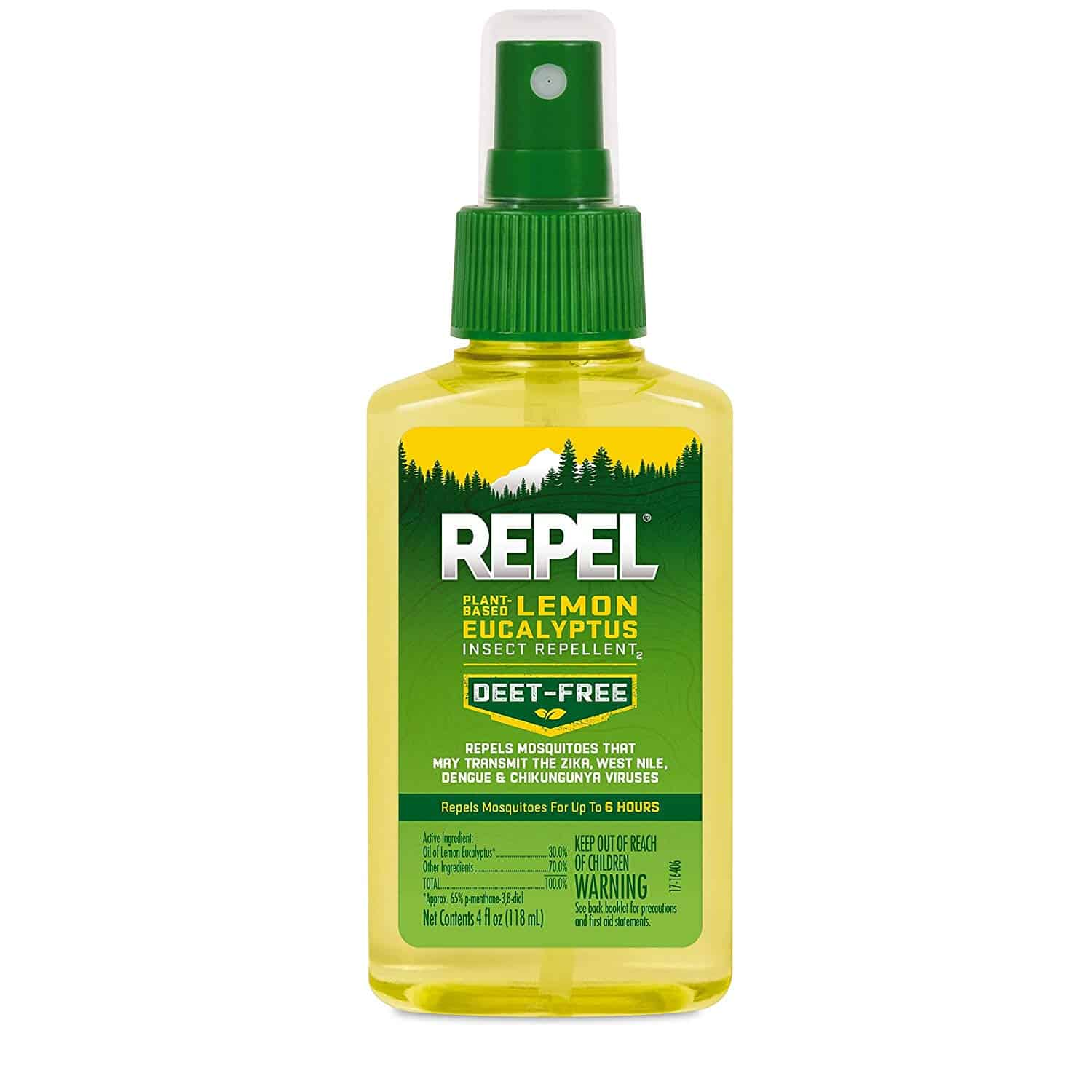 REPEL Plant-Based Lemon Eucalyptus Insect Repellent Review