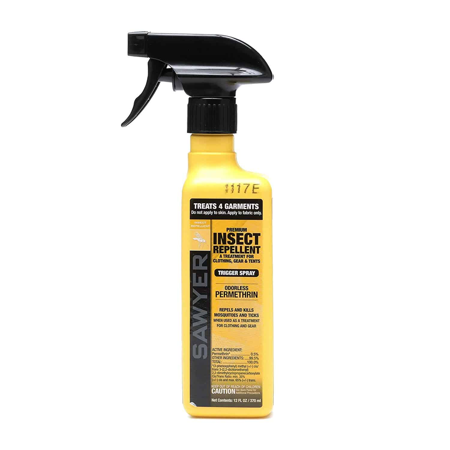 Sawyer Premium Permethrin Insect Repellent Review