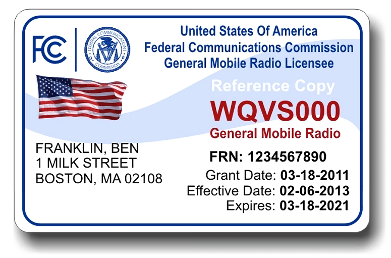 Us Radio Licences